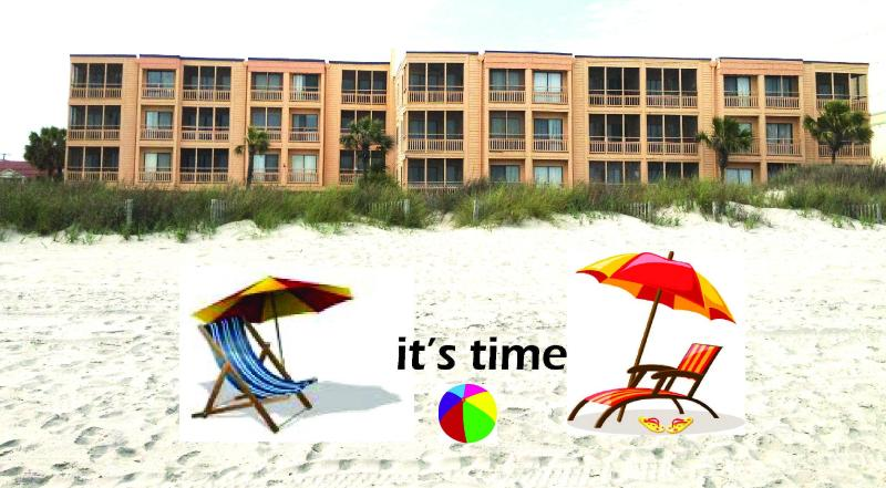 BEACH TIME is ANY TIME - FAMILY PERFECT! - North Myrtle Beach - rentals