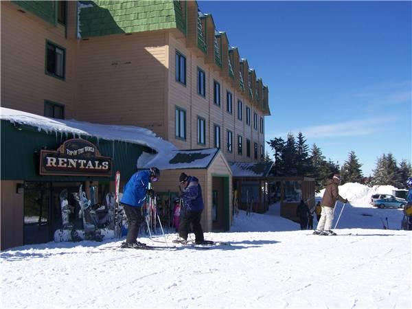 Top of The World #122 - Image 1 - Snowshoe - rentals