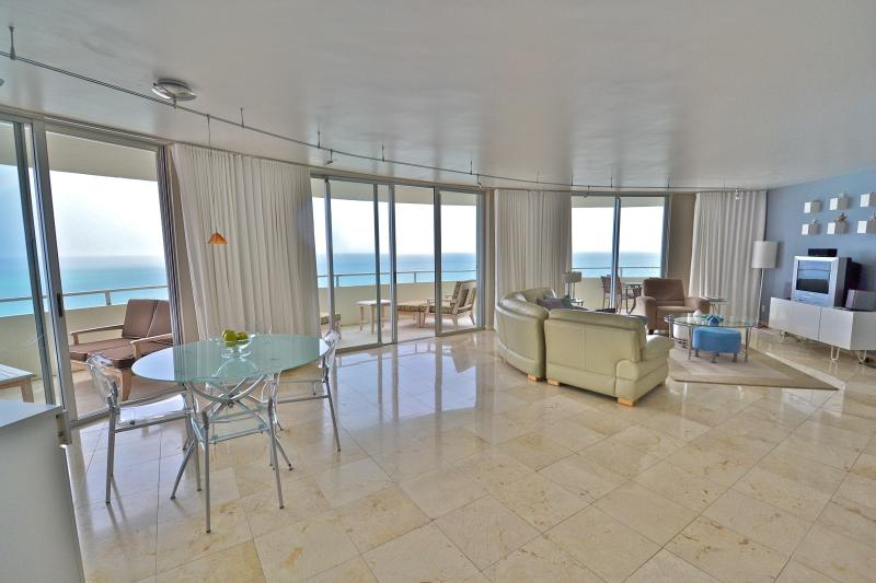 Dramatic Oceanfront - Dramatic 2 Bedroom Oceanfront Miami Vacation - Miami Beach - rentals