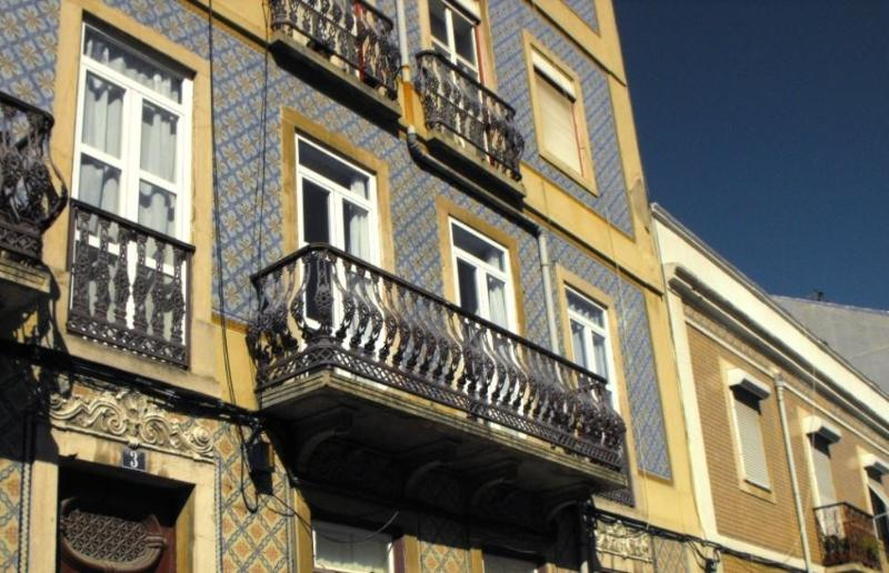 Front of the apartment - Apartamento da Graca - Lisbon - Lisbon - rentals