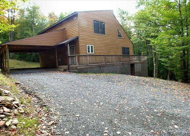Affordably priced and amazingly nice mountain cottage offers peace and quiet. - Image 1 - Davis - rentals