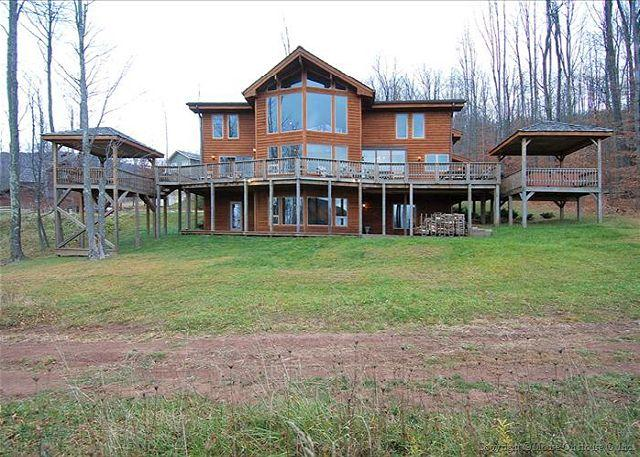 Ski In & Ski Out at Timberline and sleeps 20!  What more could you ask for? - Image 1 - Canaan Valley - rentals