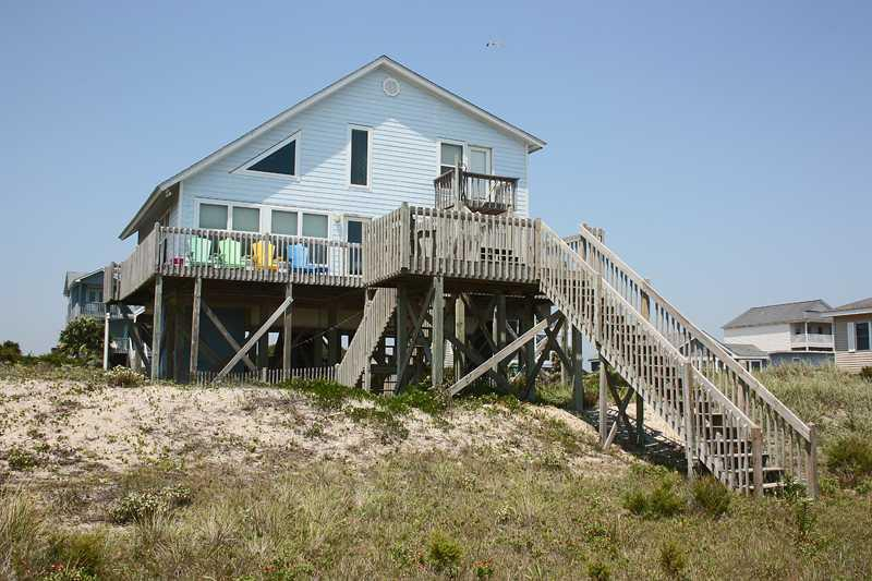 A Sun of a Beach - Image 1 - Oak Island - rentals