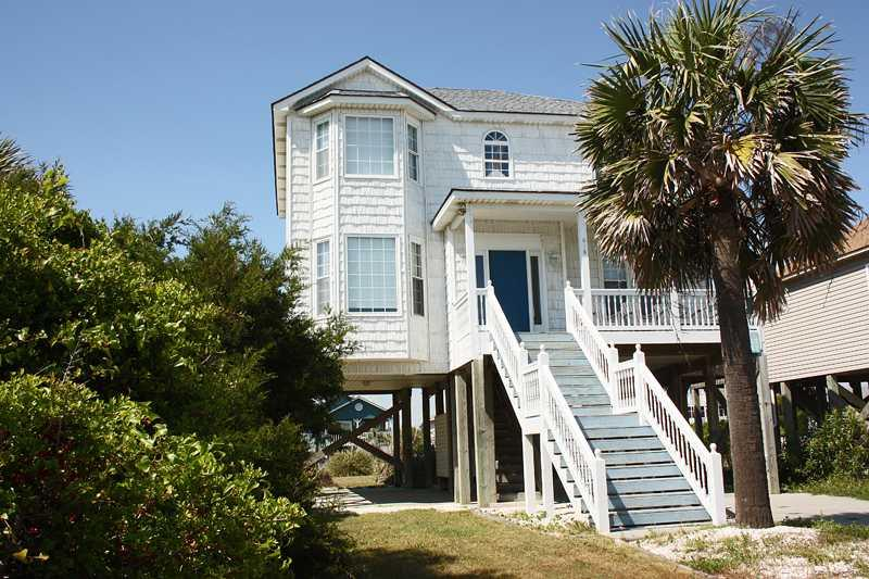 Anchors Away - Image 1 - Oak Island - rentals