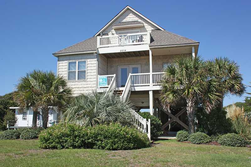 At The Beach - Image 1 - Oak Island - rentals
