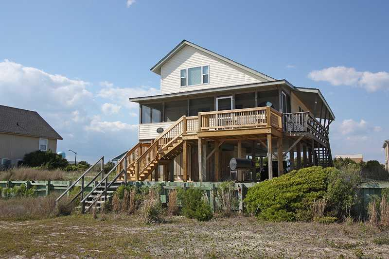 Another Beach Experience - Image 1 - Oak Island - rentals