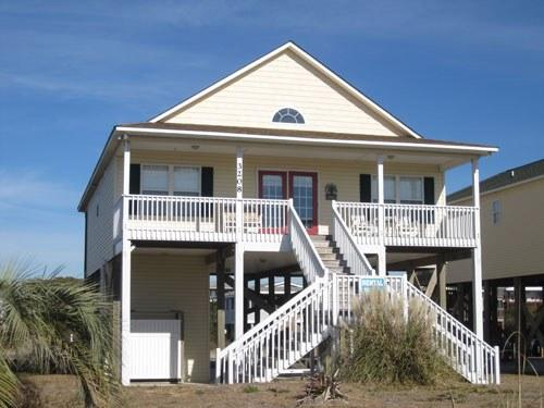 Beach Break - Image 1 - Oak Island - rentals