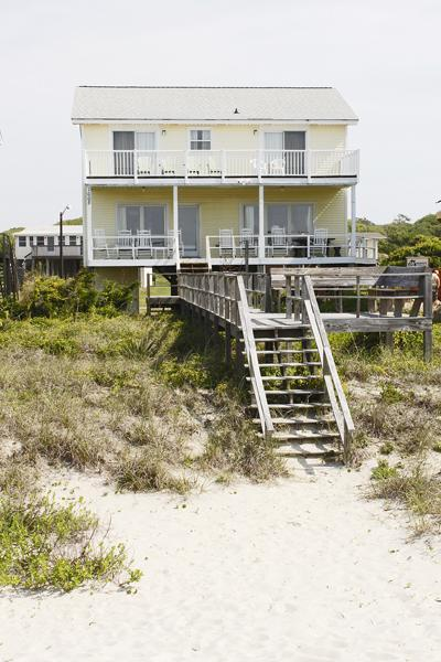 Beach Walkers - Image 1 - Oak Island - rentals