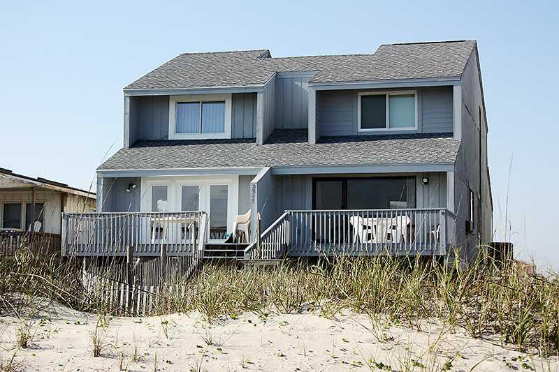 Boardwalk 2 - Image 1 - Oak Island - rentals