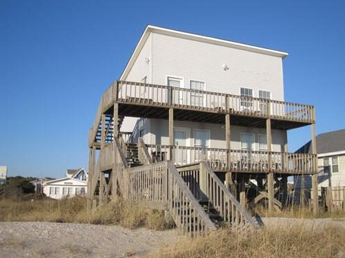 Camp David Whole House - Image 1 - Oak Island - rentals