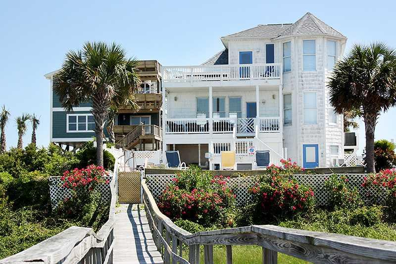 Carolina Cottage - Image 1 - Oak Island - rentals