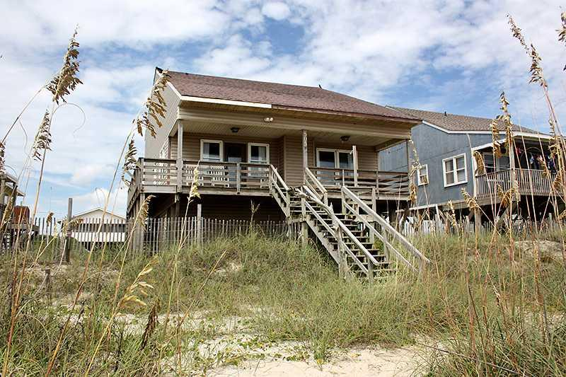 Dolphin Song - Image 1 - Oak Island - rentals