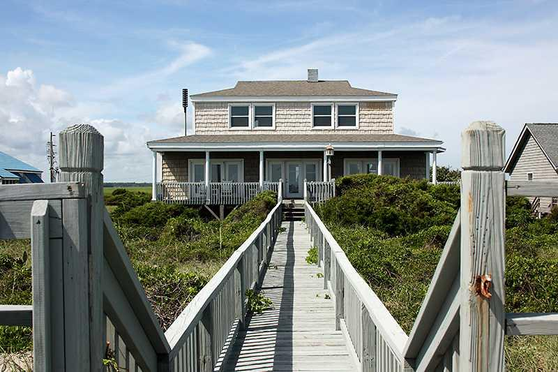 Fairwinds - Image 1 - Caswell Beach - rentals