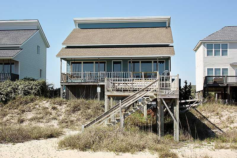 Great Escape - Image 1 - Oak Island - rentals
