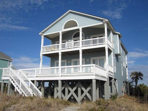 It's A Breeze - Image 1 - Oak Island - rentals