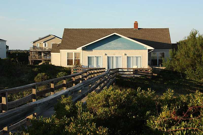 Just A Beach Cottage - Image 1 - Caswell Beach - rentals