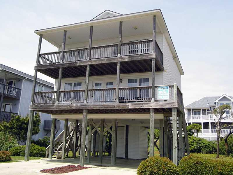 Kelly Dawn - Image 1 - Oak Island - rentals