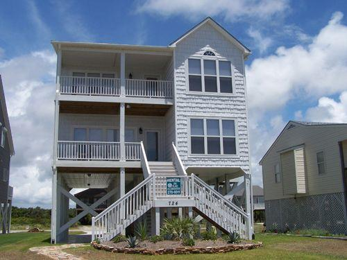 Key Rest - Image 1 - Oak Island - rentals