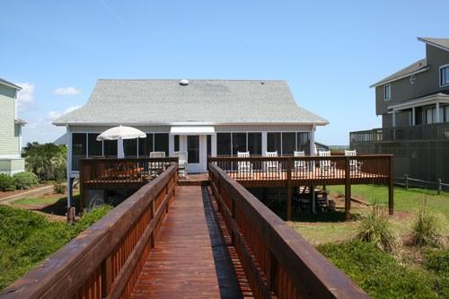 Kick Back Cottage - Image 1 - Caswell Beach - rentals