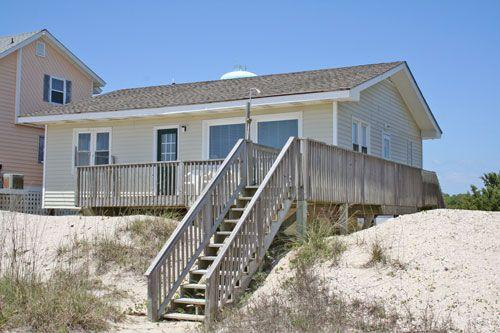Leeward Mark - Image 1 - Oak Island - rentals