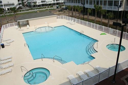 Shore Nuff' Unit #3101 - Image 1 - Oak Island - rentals