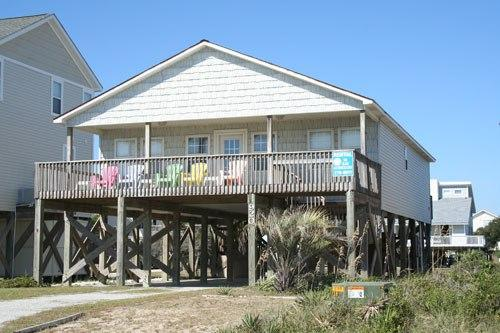 No Worries - Image 1 - Oak Island - rentals