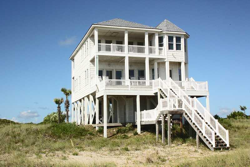 Paradise Point - Image 1 - Oak Island - rentals