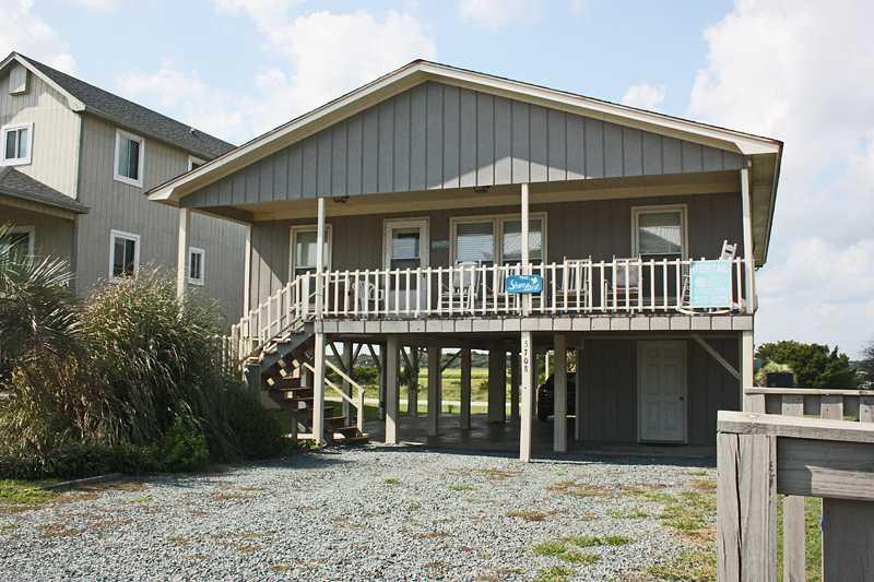 Shorebird - Image 1 - Oak Island - rentals