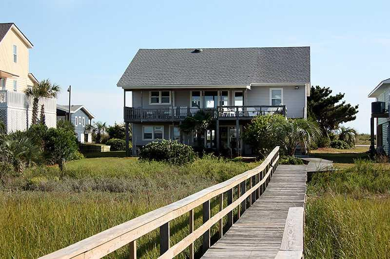 Sound Sleeper - Image 1 - Oak Island - rentals