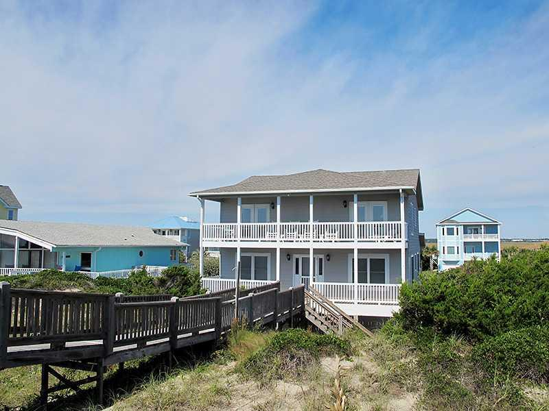 The Beach House - Image 1 - Caswell Beach - rentals