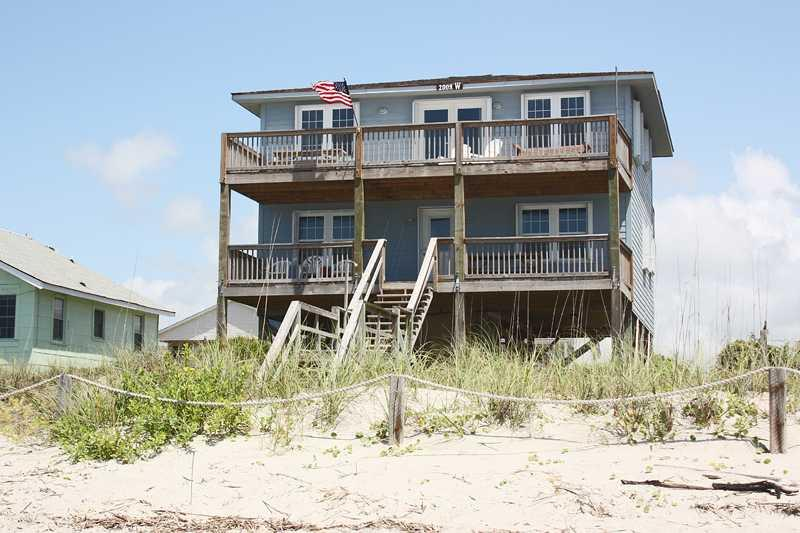 The Bessie-B - Image 1 - Oak Island - rentals