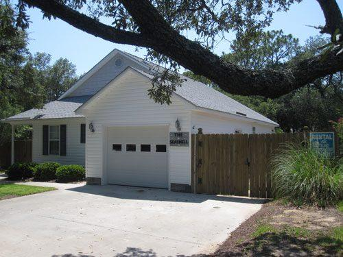 The Seashell - Image 1 - Oak Island - rentals