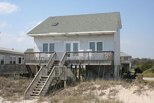 Uncle Ed's - Image 1 - Oak Island - rentals