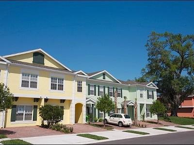 1700 sqft 5br/3ba townhouse - From $79 5br/3ba with hot tub,Near Disney,Seaworld - Kissimmee - rentals