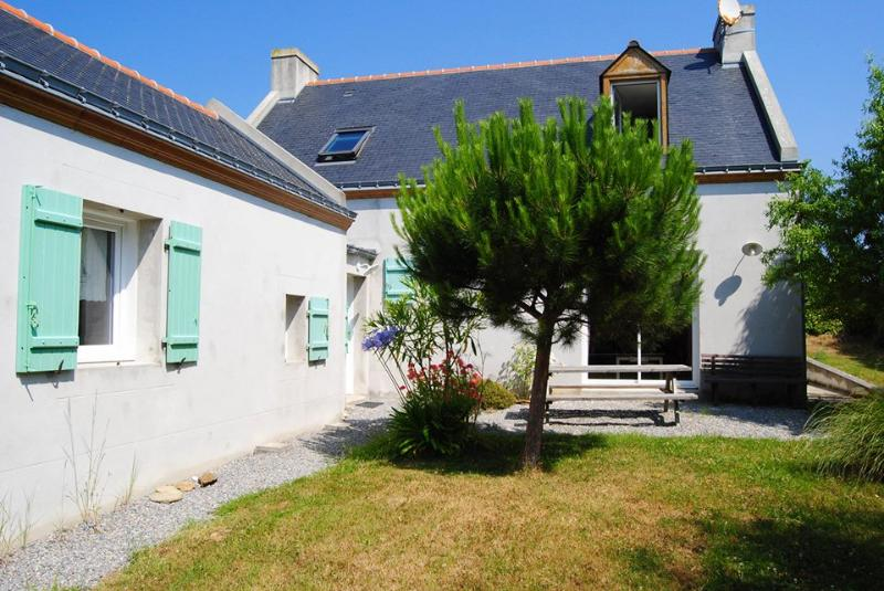 New modern house on the island of Groix - Image 1 - Groix - rentals