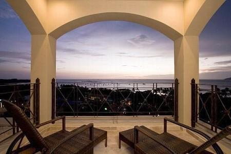 Amazing views from the Diria Penthouse - Best Ocean View 4BR Penthouse at the Diria Resort - Tamarindo - rentals