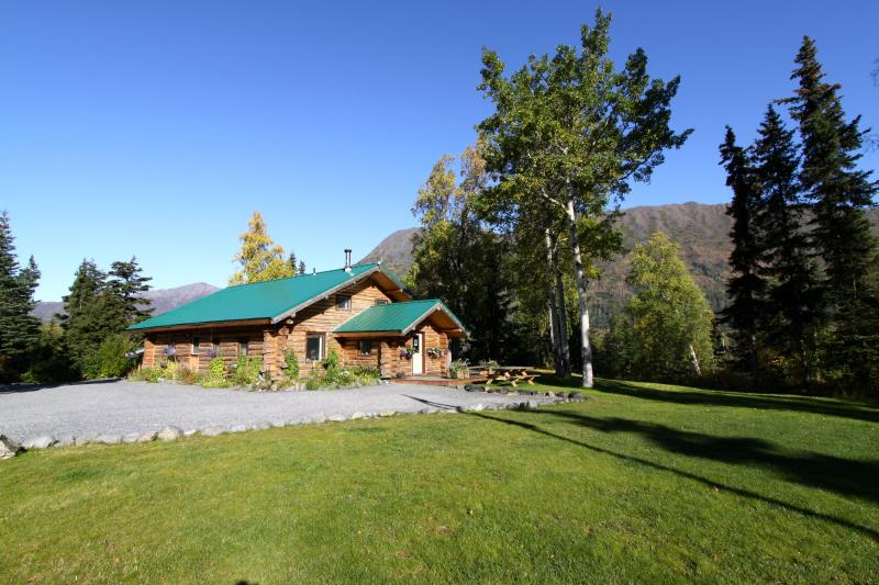 Main Lodge - Alaska Heavenly Lodge - Cooper Landing - rentals