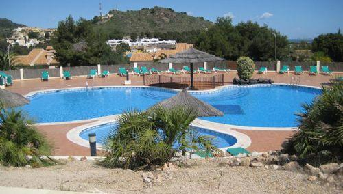 Beautiful 2br apartment within La Manga Club: SA2-36 - Image 1 - Murcia - rentals
