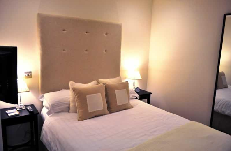 Cosy bedroom - Quartermile Apartment 2 - Edinburgh - rentals