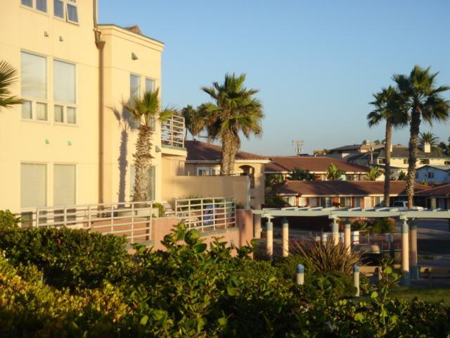 Bldg with Park - Cozy Oceanfront Condo - Imperial Beach - rentals