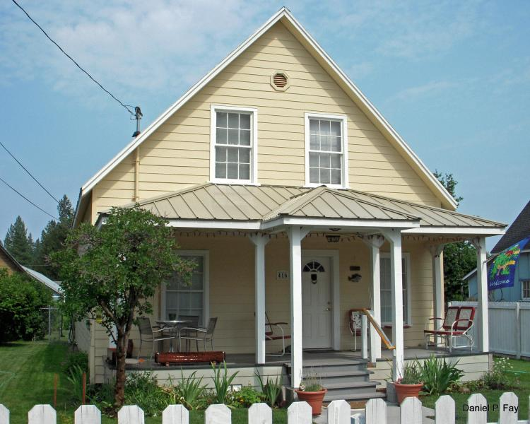Toad Hollow Vacation Home, McCloud CA - Toad Hollow -  Your Home Away from Home - McCloud - rentals