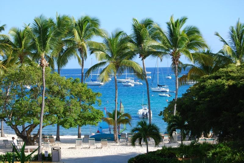 Cowpet Bay Beach at the Elysian Beach Resort - SEPT/OCT DISCOUNTS Luxury Condo St Thomas East End - Red Hook - rentals