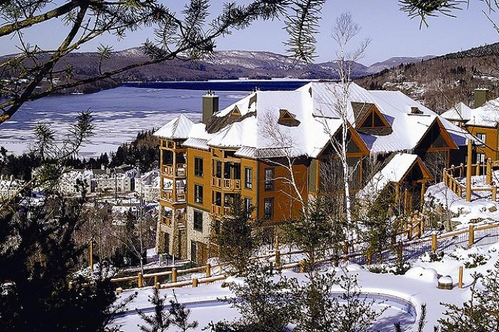 Nice House with 3 Bedroom, 2 Bathroom in Mont Tremblant (L'Equinoxe | 172-1) - Image 1 - Mont Tremblant - rentals