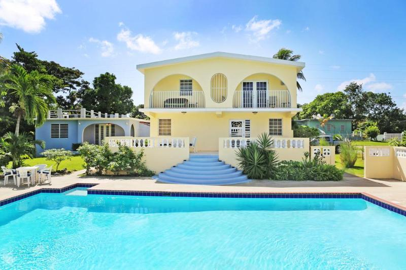 Casa Ladera - Casa Ladera Downstairs: Pool, View, Steps to Beach - Vieques - rentals