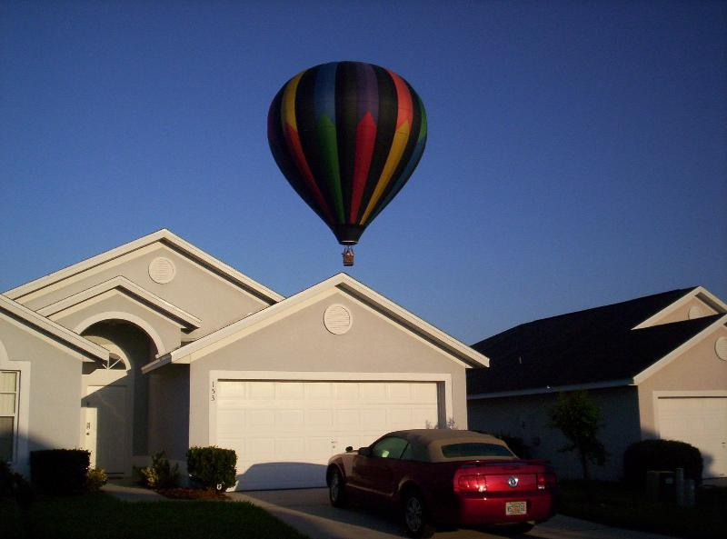 Front of villa - Daydream Believer - fabulous family vacation home - Davenport - rentals