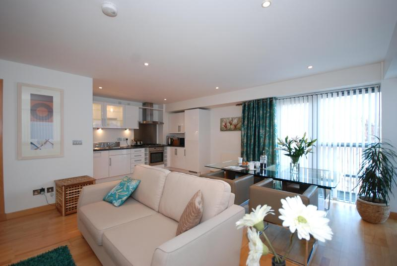 Modern Interior Design - Barony High- 2 Bedroom, Central Stylish Modern - Glasgow - rentals