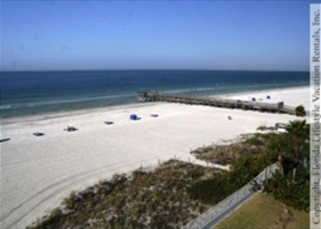 Beach Palms Condominium 405 - Image 1 - Indian Shores - rentals