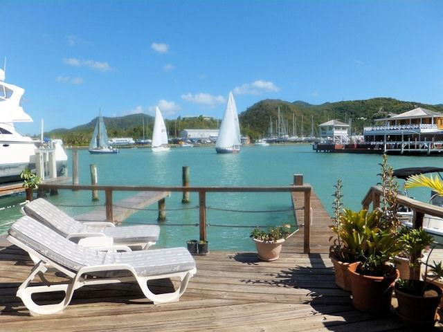 Villa 221B, South Finger Jolly Harbour - Image 1 - Jolly Harbour - rentals