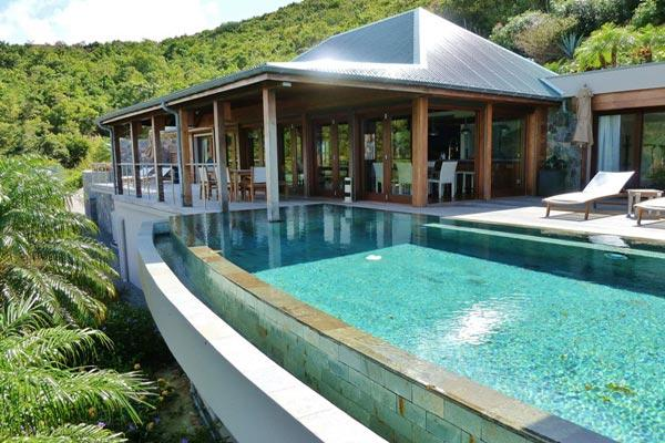 """A """"green"""" villa that is tranquil and private WV MJP - Image 1 - Flamands - rentals"""