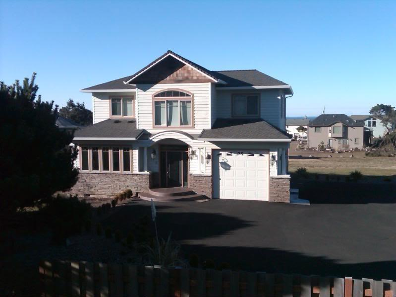 Beach Castle Luxurious Ocean View 4br.Home Hot Tub - Image 1 - Lincoln City - rentals